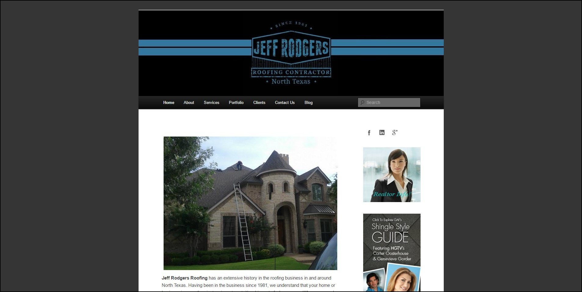 Jeff Rodgers Roofing