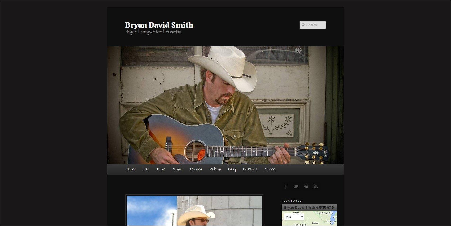Bryan David Smith